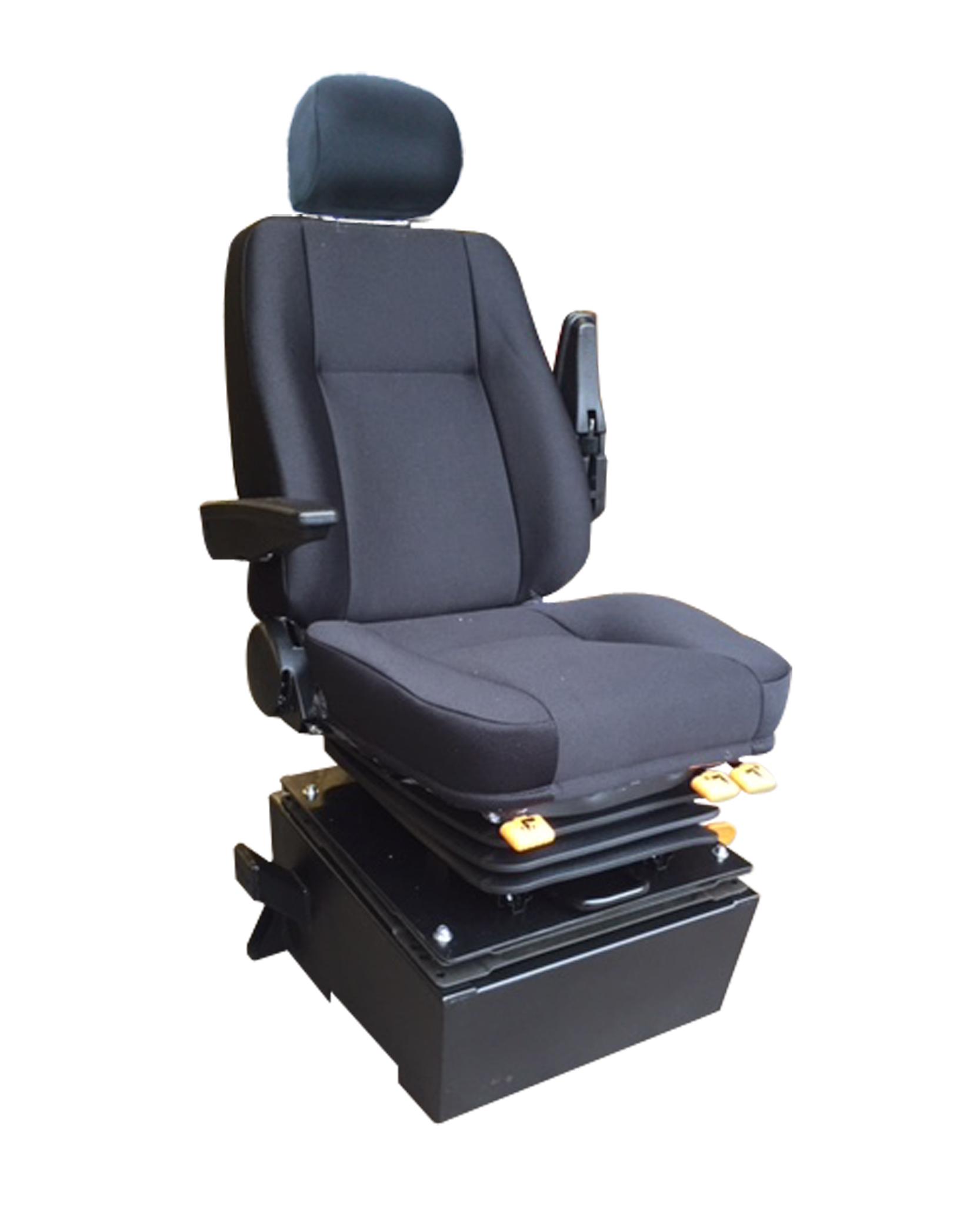 sprinter van single passenger seat)